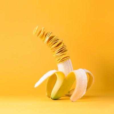 TERRA banana chips